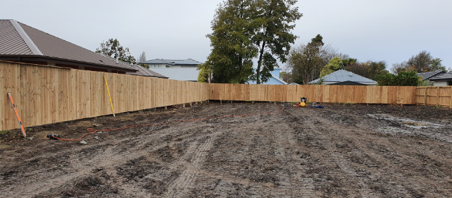 Styles Civil Fencing Project